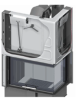 Romotop Angel - конвекционный клапан 1
