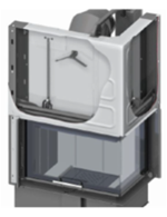 Romotop Angel - конвекционный клапан 3